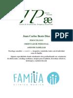 Servicios IPae - Clínica Familia -VERSIÓN 2