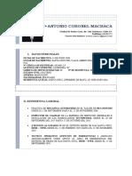 ANTONIO CORONEL MACHACA