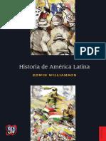 Williamson, Edwin, Historia de América Latina.pdf