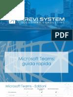 Microsoft Teams - guida rapida-1