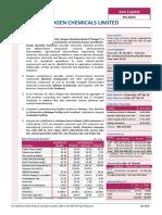 Neogen Chemicals Ltd - IPO Note_Apr'19