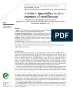 instability fire response