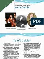 Teoría Celular, 4to dif