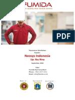 Penawaran Desinfektan - Neosys Indonesia - Ibu Rina 1000