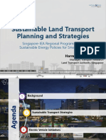 1.2 Sustainable Land Transport Planning and Strategies