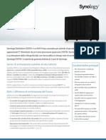 Synology_DS918_Plus_Data_Sheet_ita