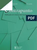 Revista Contrapunto 33