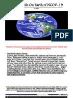 Protocolo - Coronavirus - NCOV-19 - HEAL ALL LIFE ON EARTH - (Part 1)