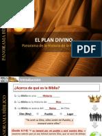 Panorama Bíblico  - Parte N°1