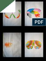 5ºD Projectos de Ilustração das Máscaras