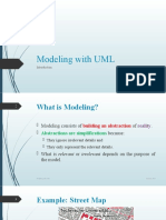 Lec 03 - OOSE - Modelling with UML