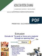 Extrusion Campanella
