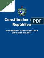 Constitucion de la Republica_ p - Cuba, Asamblea Nacional del Pod