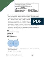 Taller Algebra de Conjuntos 2