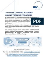 1592413601881_TUV India Training Academy Online Training Schedule from 17th June to 15th July 2020 (1).pdf