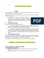 résumé FDV