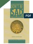 Don't be Sad  لا تحزن (englih edition)