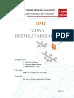 Informe DMZ