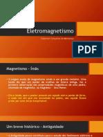 1- Roberlam - Revisão Eletromagnetismo