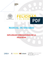 MANUAL DE USUARIO DIPLOMADO EMBAJADORES DE FELICIDAD - V3