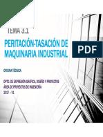 TEMA 3.1 Tasación Maquinaria 17-1