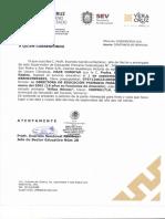 CONSTANCIA DE ADSCRIPCION Y FUNCIONES