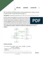 Cliente UDP Server usando conectar _ Implementação C - GeeksforGeeks