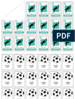 Football Fortunes Player Cards 2