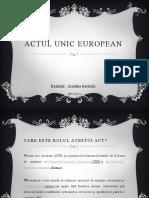 ACTUL UNIC EUROPEAN.pptx