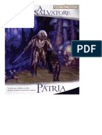 Trilogia do Elfo Negro #01 - Pátria - R. A. Salvatore