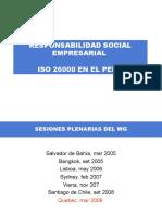 Presentación 6 ISO 26000 en el Perú.ppt
