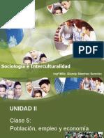 Clase 5 Población, empleo y economìa