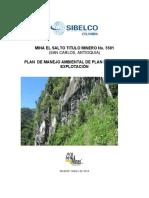 PMA Plan Piloto Explotación_ElSalto_06MarF.docx
