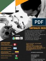 Primer Ciclo de Conferencias Internacionales sobre Antropología Forense Octubre - Noviembre de 2020