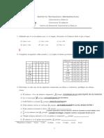 Taller 1 - Conjuntos Numéricos