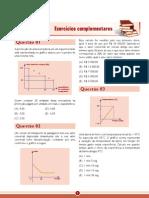 ENEM Amazonas GPI Fascículo 5 – Análise de Dados Gráficos e Tabelas - Exercícios Complementares