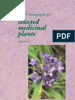 selected medicinal plant