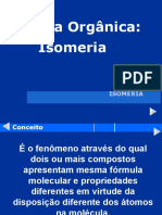 ISOMERIA EM PPT COMPLETO