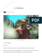 A Letter to My Ex-Girlfriends - Be Yourself.pdf