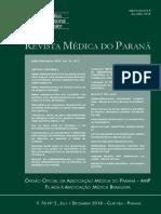 Revista Medica Do Parana Volume 76 n 2 Julho Dezembro 2018 1539876548