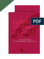 ARTE.    ESCRITO++ESCRIBIR LITERATURA EROTICA. Silvia Adela Koan.