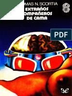 [Super Ficcion 44] Scortia, Thomas N. - Extranos Companeros de Cama [3274] (r1.4)