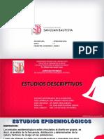 5° ESTUDIOS DESCRIPTIVOS -2020-2