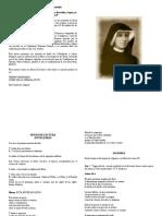 Santa Faustina Fiesta litúrgica Liturgia de la Horas.doc