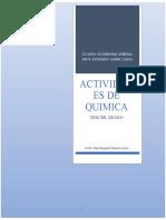 actividades de Quimica
