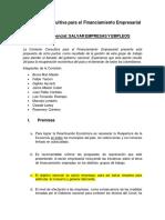 Notas Comité Reactivación - Financiación Septiembre 21 V3