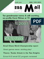 Chess Magazine Chess Mail