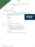 Avaliação Online - PA 1 etica