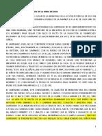 PRESENTACION ARTO. SANTA IGLESIA CATOLICA