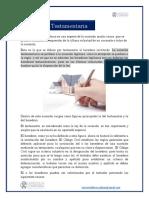 3.-Sucesión Testamentaria e Intestamentaria.pdf